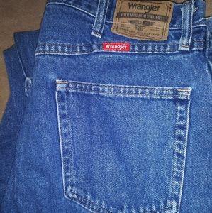 Wrangler Jeans size 34x32